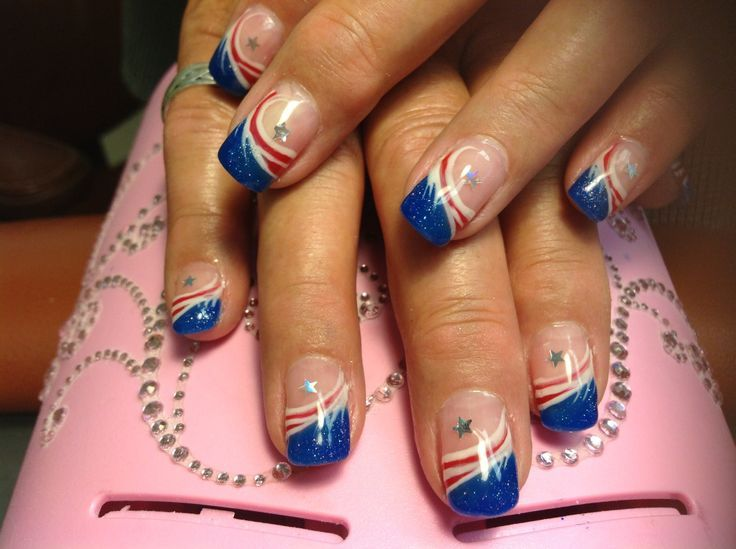 Ed64fb7fb079e9e30daedbcfeb81707ag 736549 nails pinterest explore red white blue anchor nails and more prinsesfo Images