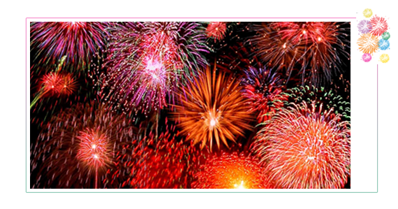 Has Anyone Ever Known That From Where Did These Blazing Colored Firecrackers Come From Well For Those Who Don T Pink Fireworks 4th Of July Fireworks Fireworks