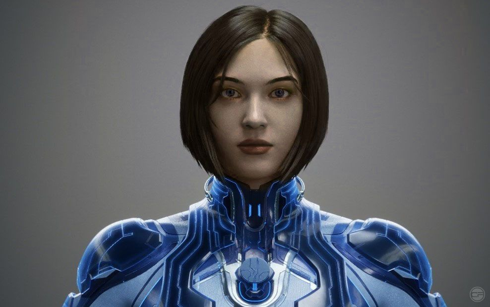 Human Cortana By Halo4guest Halo Armor Halo Cosplay