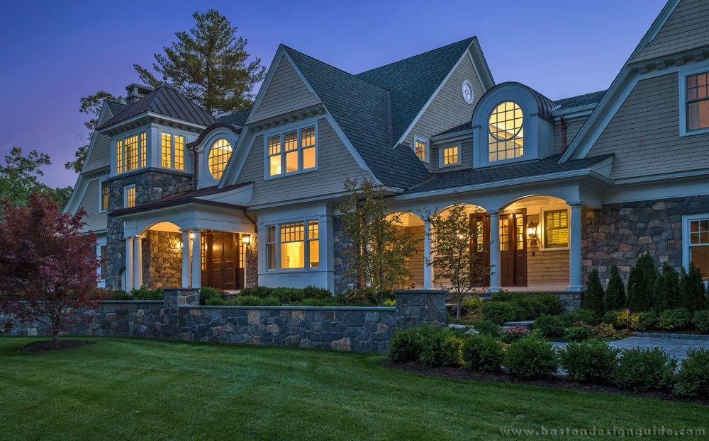 Sanford Custom Builders Custom Home Builders in Wellesley Hills