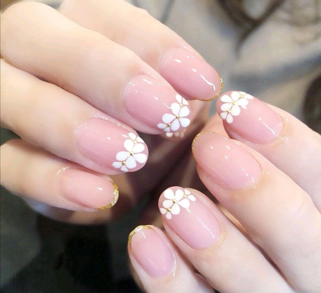 how to apply polygel nails without forms