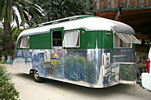 Trolley Top Camper Pictures Google Search Vintage Trailer Decor