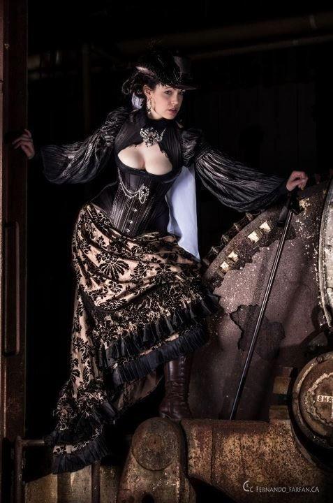 Victorian Steam Goth