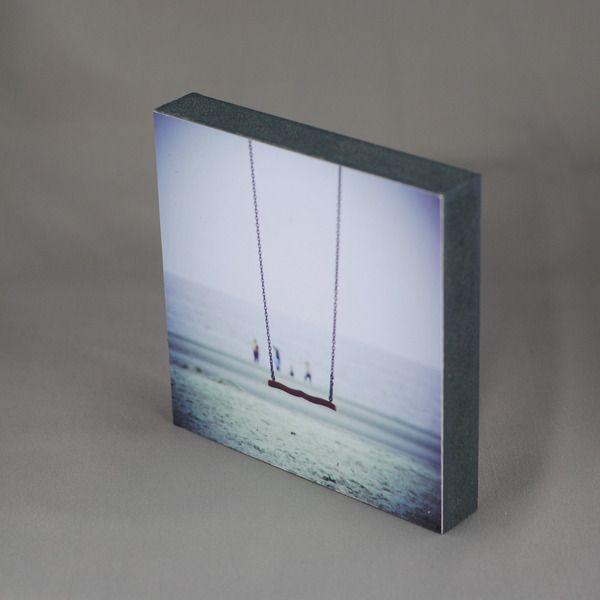 Küste+im+Quadrat+-+Schaukel+10+x+10+cm+von+kila-photography+auf+DaWanda.com