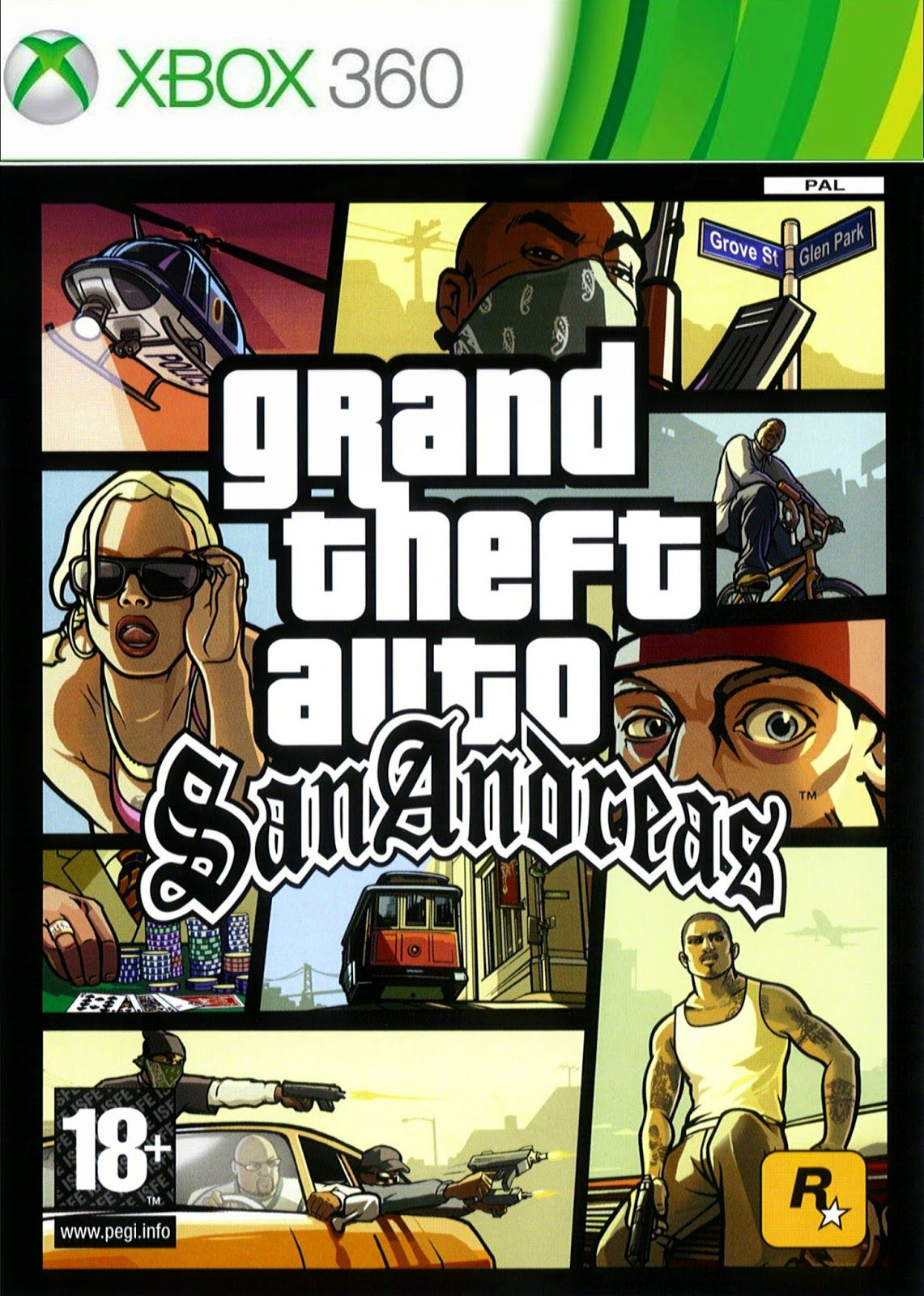 How To Get Gta San Andreas On Xbox 360