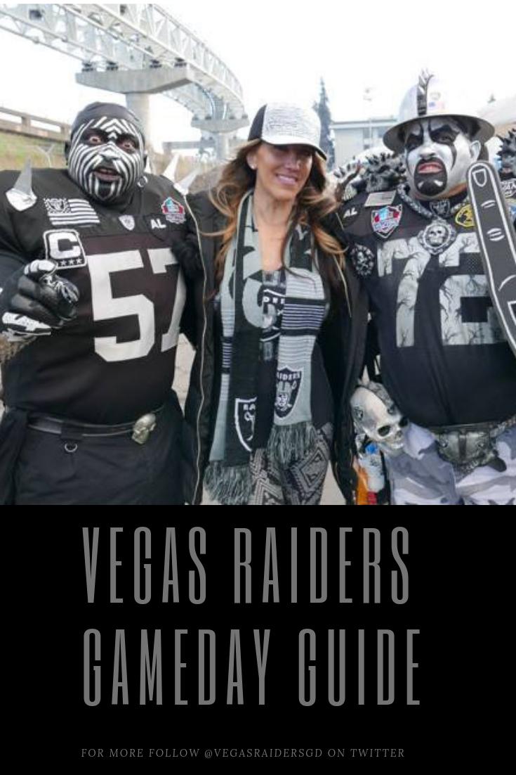 Ultimate Vegas Raiders Gameday Guide Tailgates, Parties