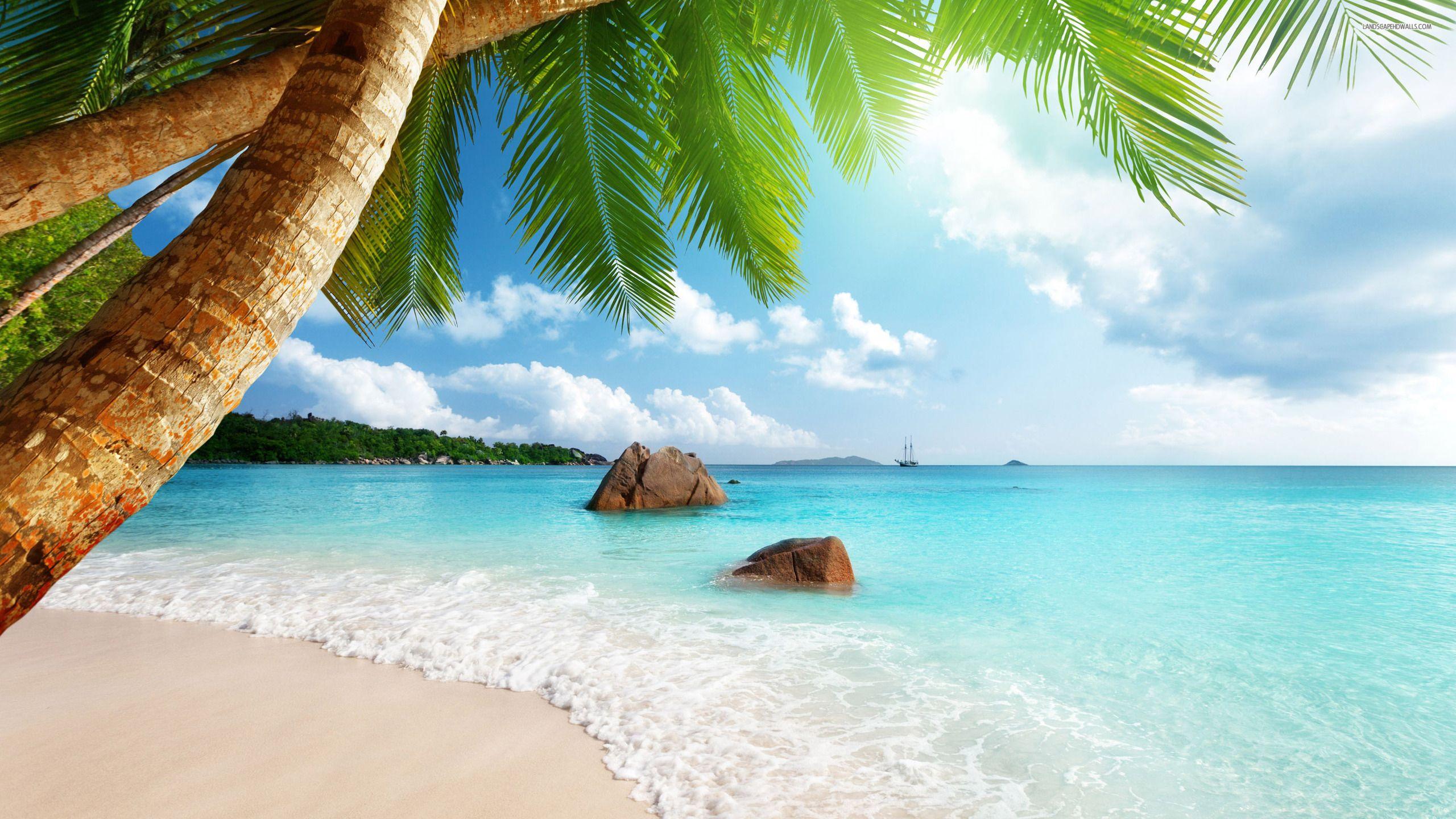 beach wallpaper 1600 x 900 | lugares para visitar | pinterest