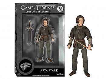 Game of Thrones Legacy Action Figure - Arya Stark #funkogameofthrones