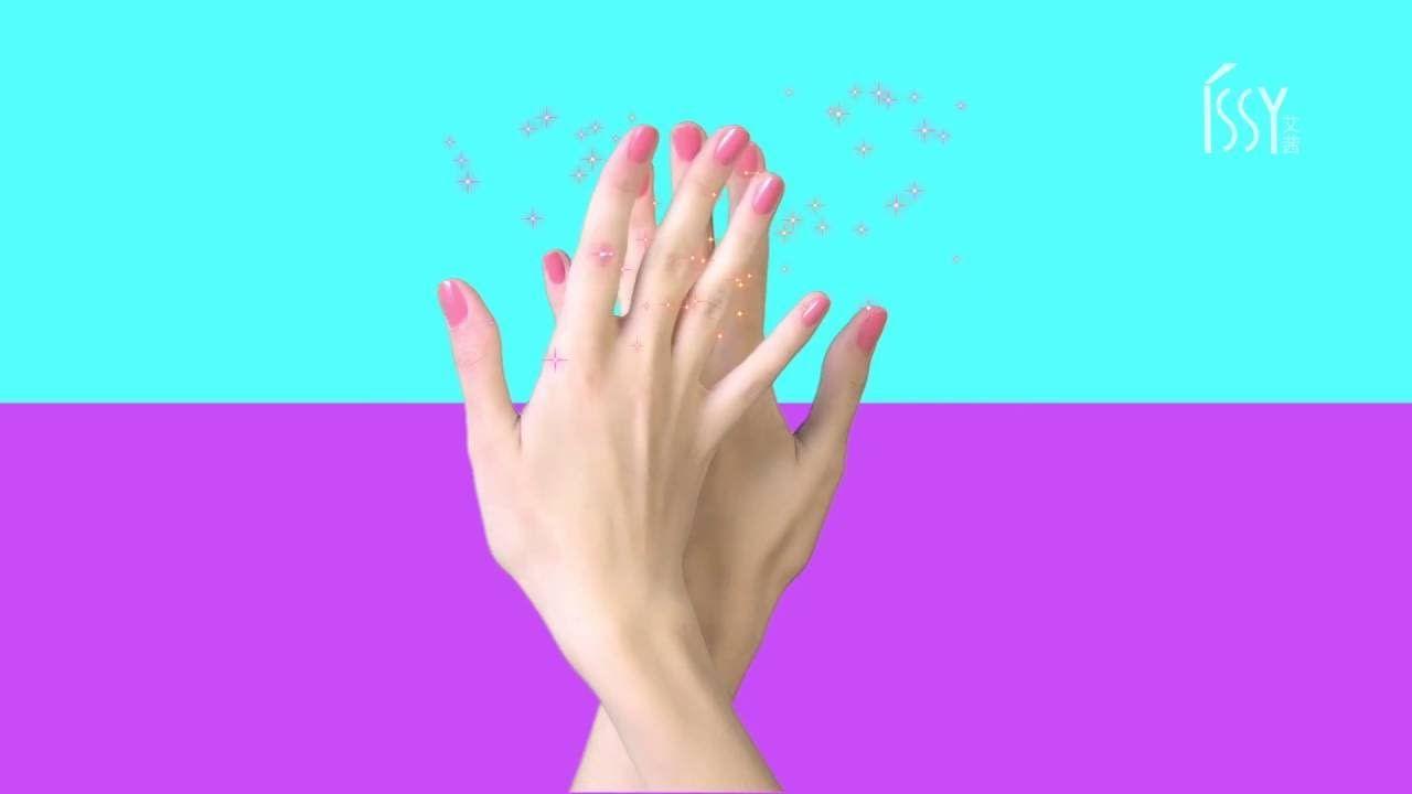 Operation of single color nail polish spray: 1. Shake the Nail Color ...