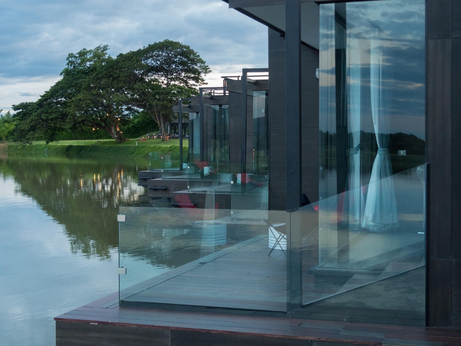 Agaligo Studio Designs Floating Homes on the River Kwai | Studio ...
