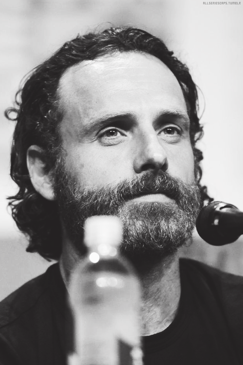 Andrew Lincoln, SDCC '14