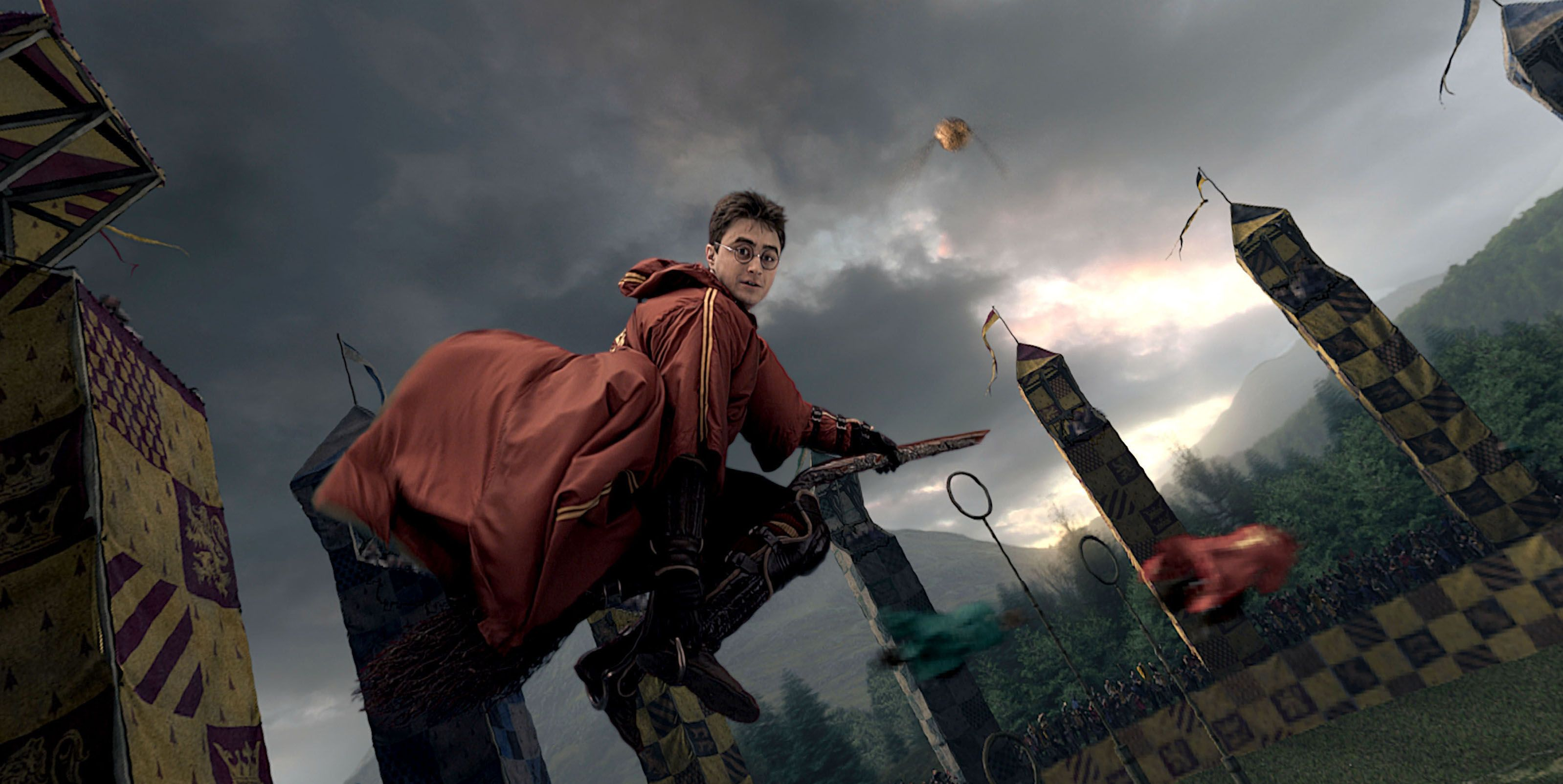 Harry Potter And The Forbidden Journey 2010 Draco What Fictional Team Were You Meant To Play For Harry Potter Quidditch Harry Potter Questions Harry Potter Ride