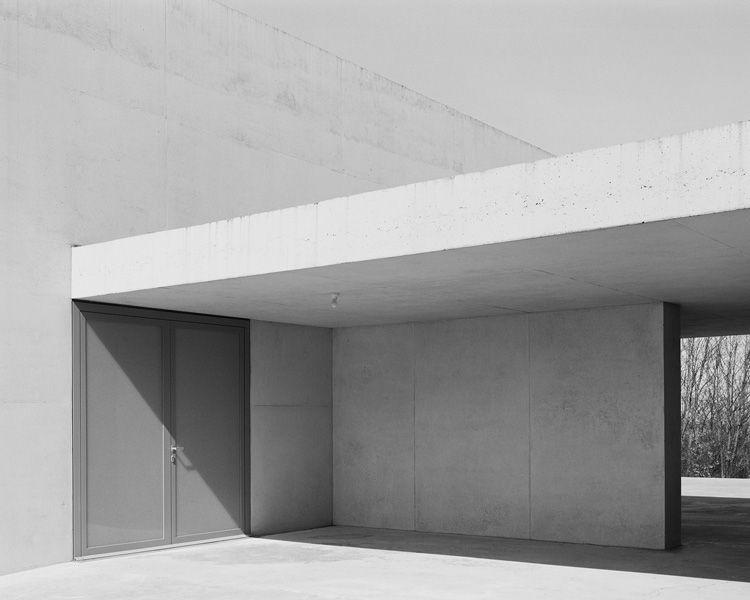 Entwerfen Haus, Dresden, by Gerhard Merz