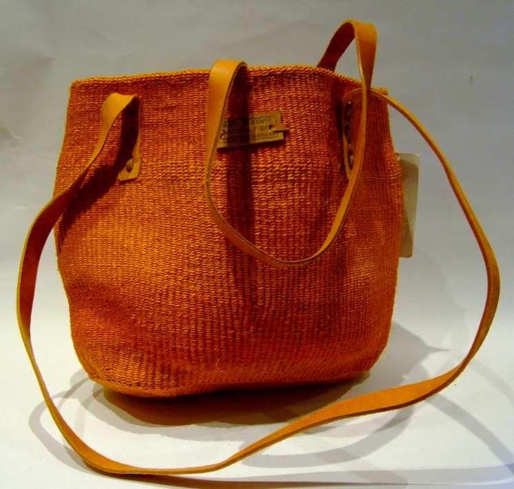 A50106 G Sisal Open Top Bag Timbuktu To Kathmandu Unique Jewellery And Artefacts Australia