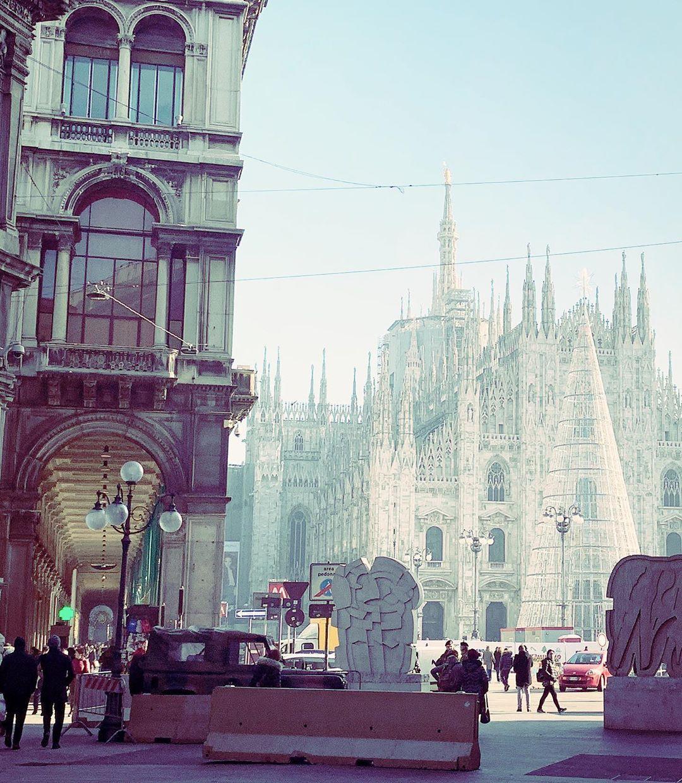 Back to Milan #milano #roadtrip #travelitaly #duomomilano #travelphotography