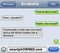 Smart PhOWNED i gata use dis on a person i know
