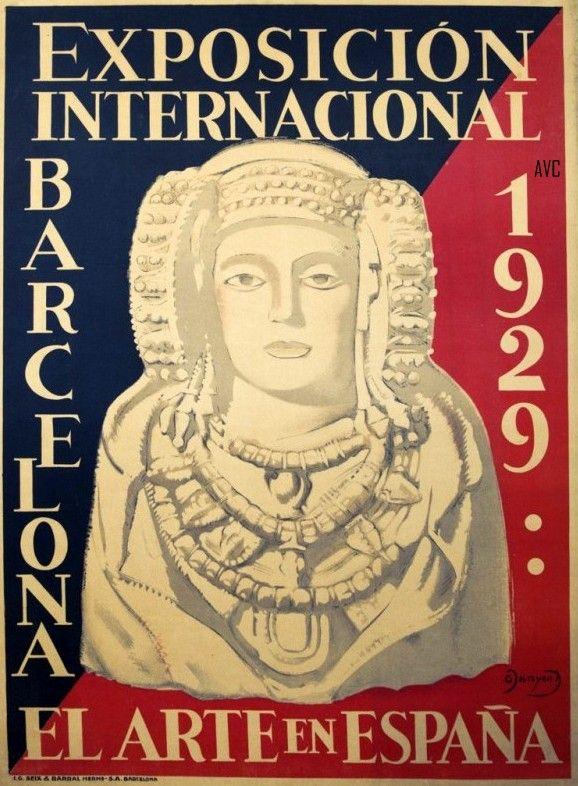 BARCELONA (España - 1929)