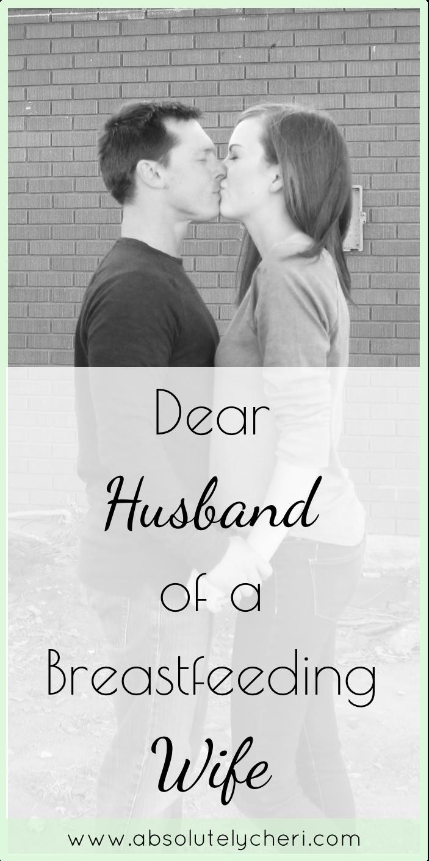 Inducing lactation for husband