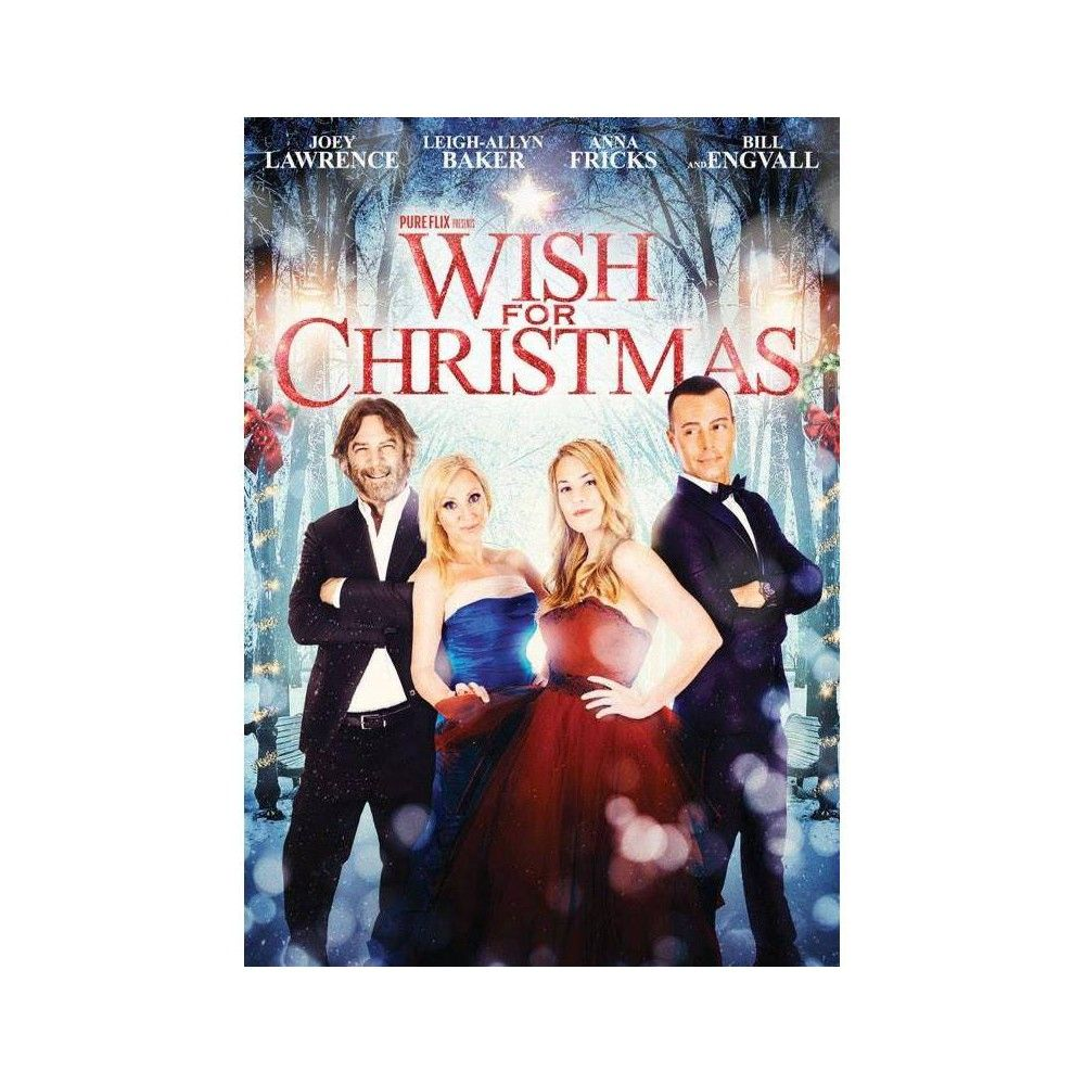 Wish For Christmas Dvd In 2020 Christmas Dvd Happy Movie Christmas Wishes