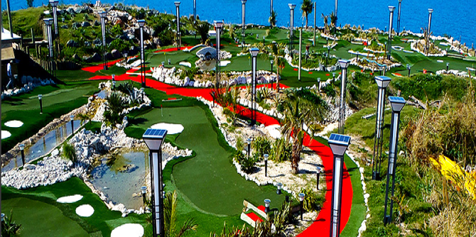 Image result for bermuda fun golf