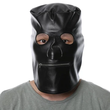 Good boys Max Mask Cosplay PU Leather Full Face Mask