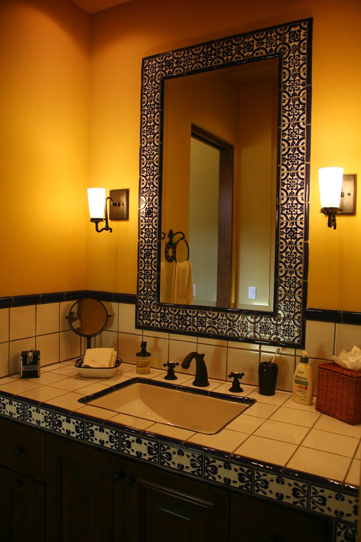 Latin Accents Porcelain Mexican Talavera Tiles Design Pinterest