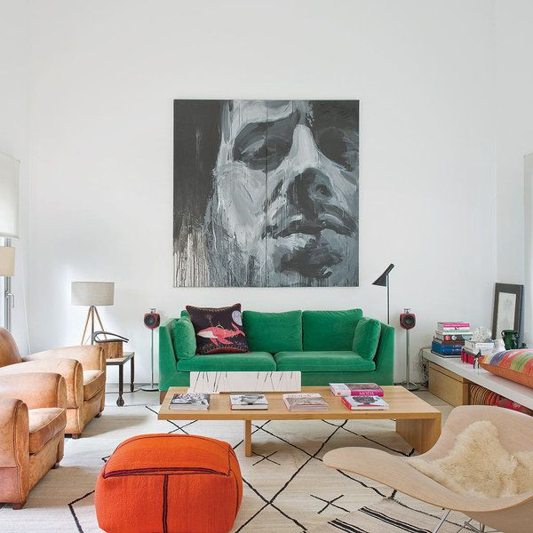 Vanguardia natural: Un chalé a las afueras | Arquitectura ...