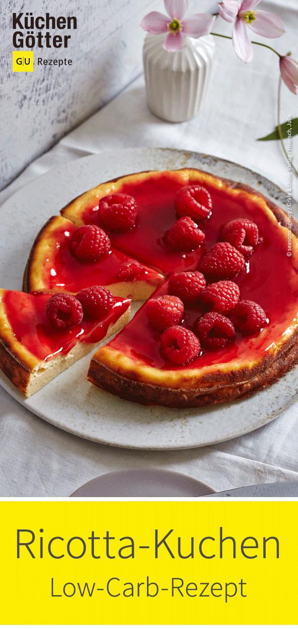 Mini Ricotta Kuchen Mit Vanille Safran Und Beerencoulis Rezept