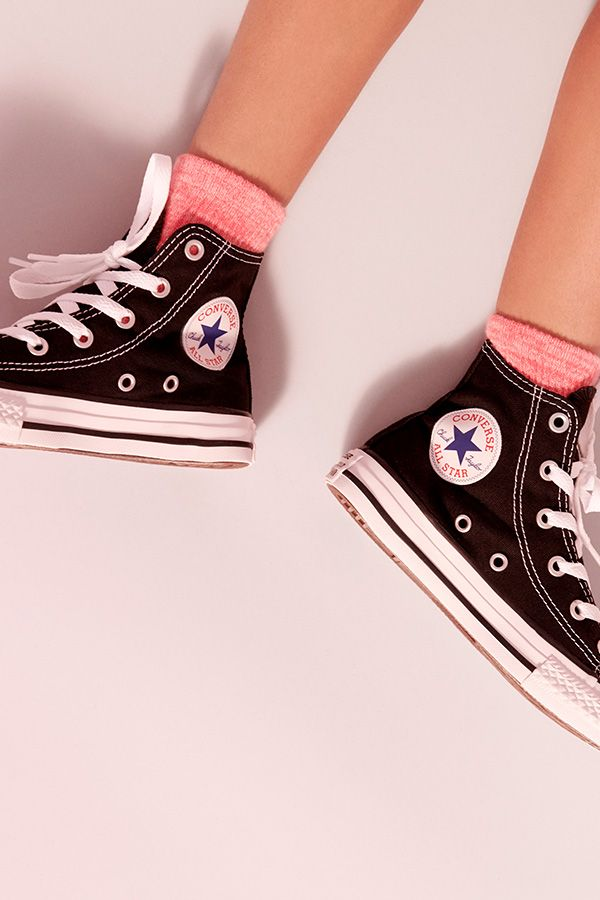 Small size, big style. Shop the newest Converse styles for