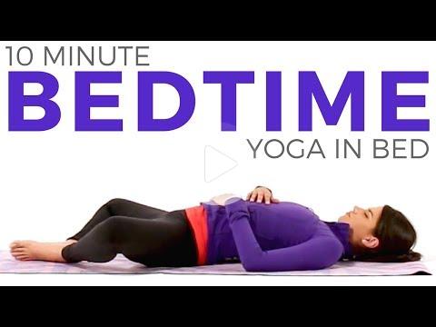 pin on yoga for sleep