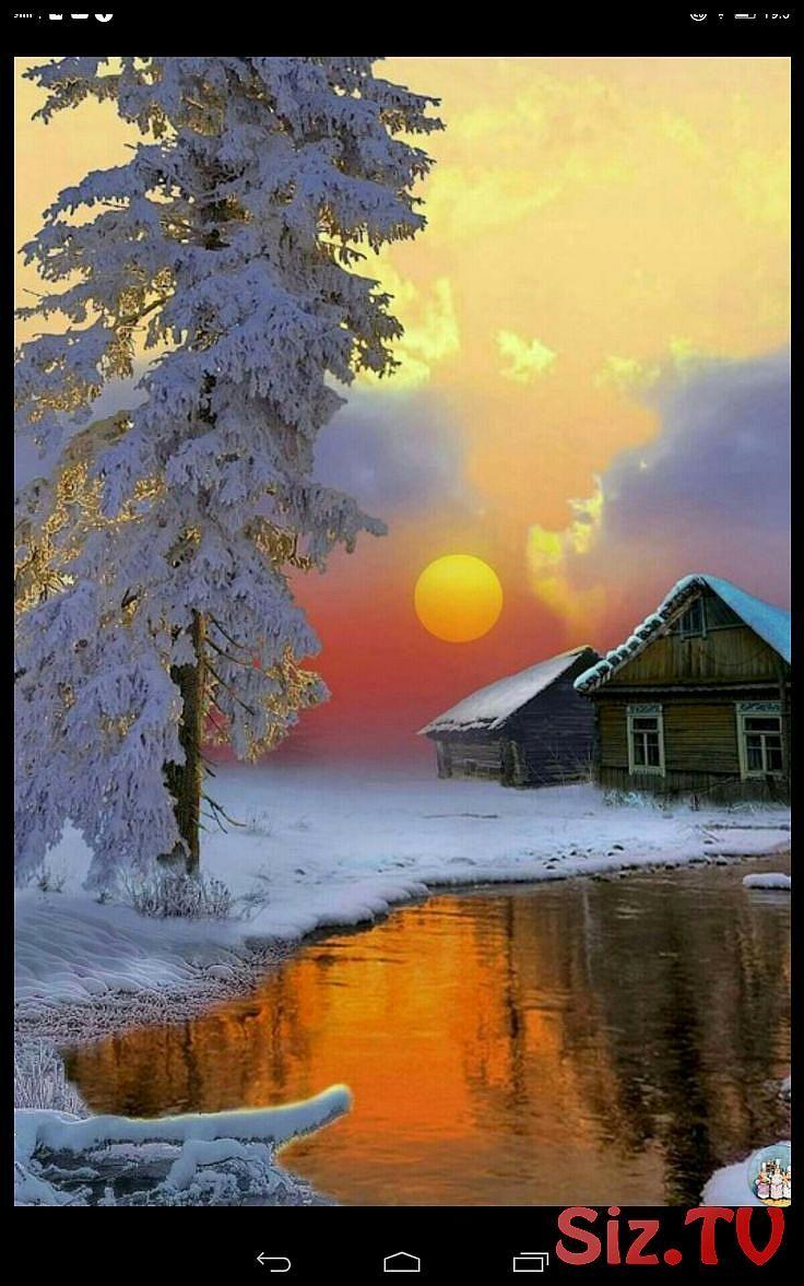 winterbildermalen in 2020 mit bildern  winterbilder