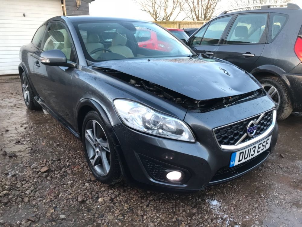 2013 volvo c30 se lux d3 sel salvage damaged repairable only ...