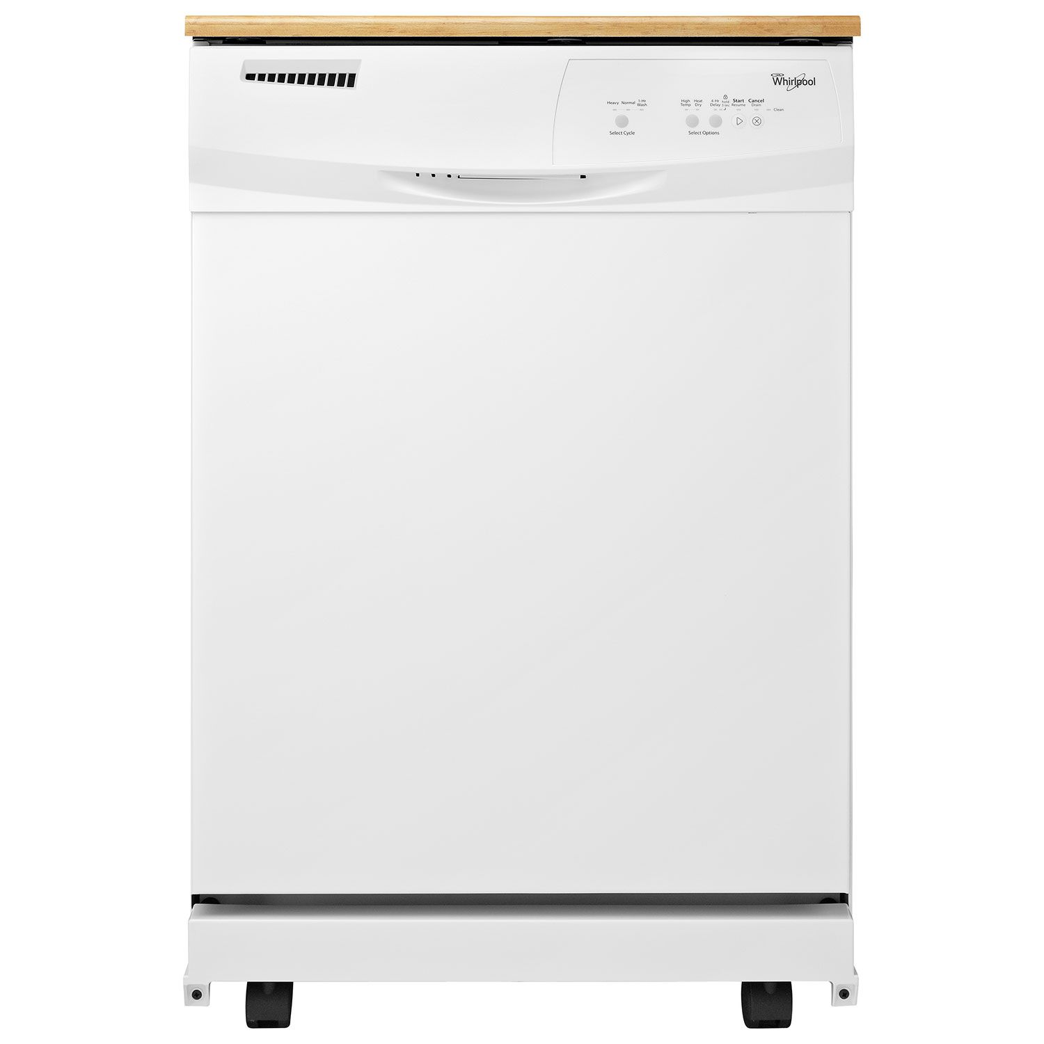 Cleaning Your Dishes Is Easy And Efficient With This Whirlpool Portable Dishwasher Equipped With A Quiet Portable Dishwasher Baby Car Seats Cool Things To Buy