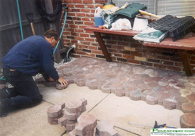 Patio Design Ideas With Pavers | Pavers Stone Patio Contractors PA, Paver  Stone Walkways Installers