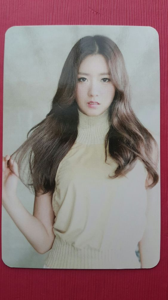 APINK BOMI Official Photocard #1 PINK LUV 5th Album ...