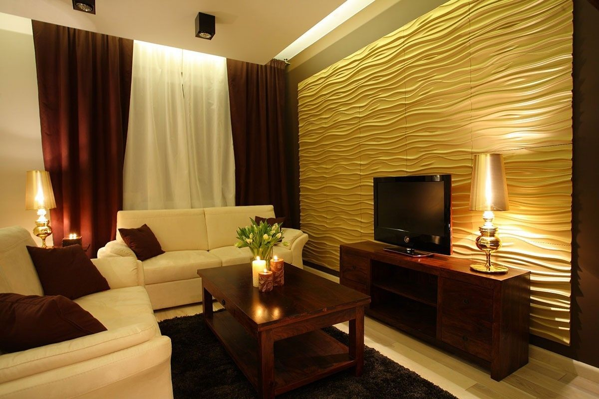 MDF 3d Wall Panel-1 | 3d wall panels, 3d wall and Walls