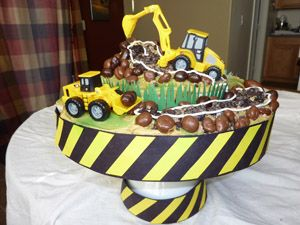The Kids Will These Construction Party Ideas And Weve Got Something For Everyone Youll Amazing Cakes They Are Real Show Stoppers