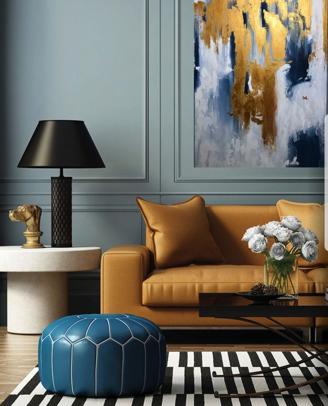 Home Interior Design — Kinda matchy matchy but I like it. in ...