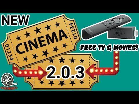 For Firestick 🔥 June 2019 NEW Cinema HD 2.0.3 Official