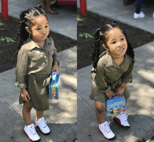Little Black girls\u0027 40+ Braided Hairstyles