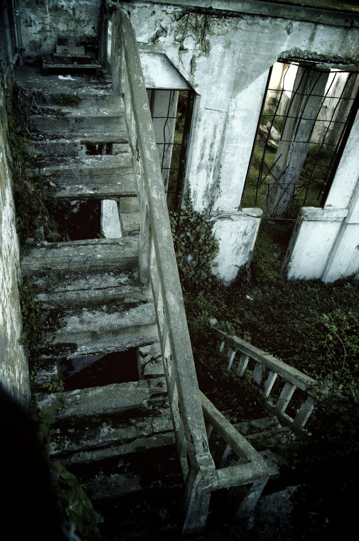 Abandoned Prisons, Abandoned Places, Abandoned