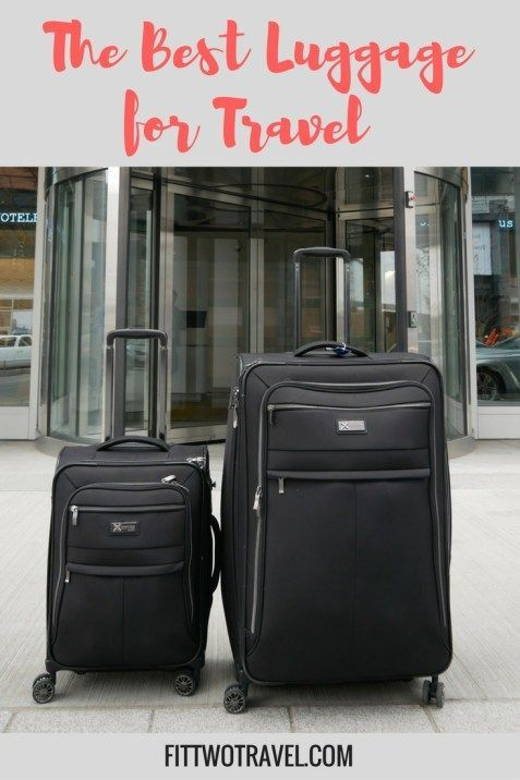 IFLY Luggage XSeries The Best Lightweight Luggage Around Travel