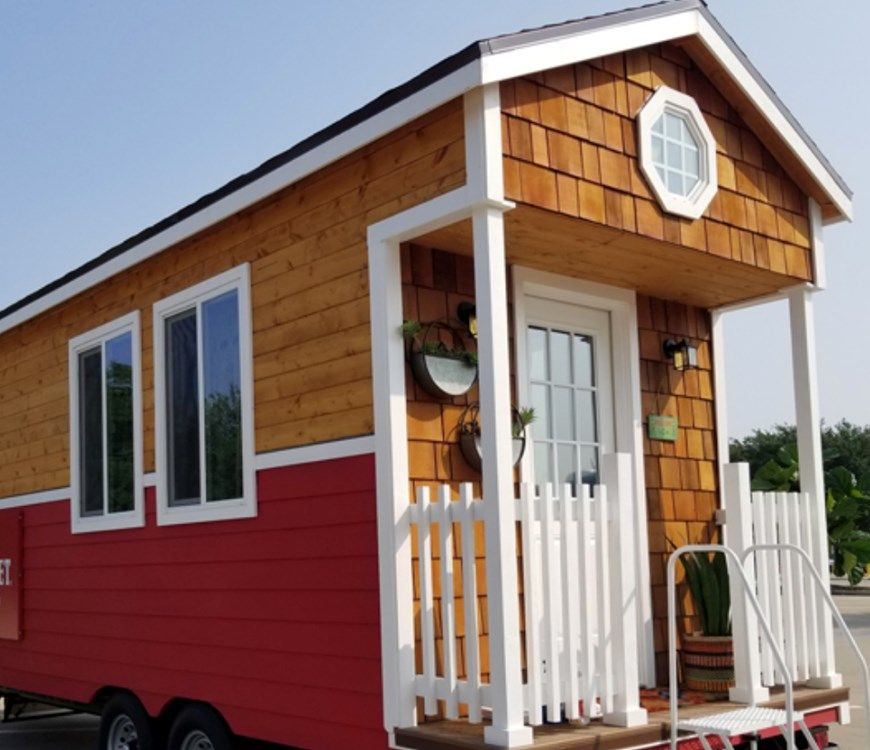 Garland Tiny House 175 Sq Ft Tiny Houses For Sale Tiny House