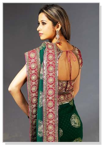 Saree Blouse Designs For Plus Size Women Blouses Womens