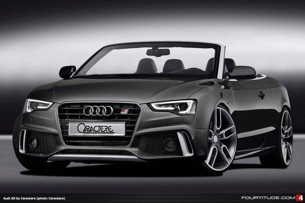 Audi A5 S5 Cabriolet By Caractere