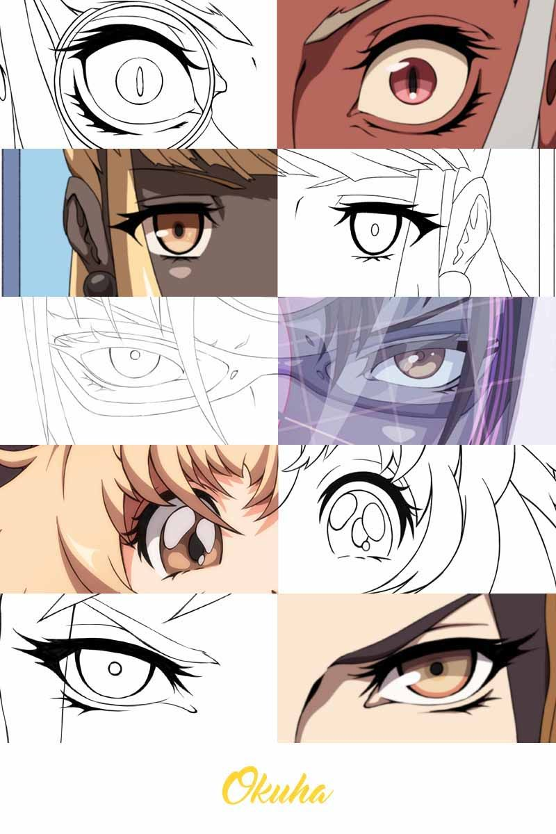 Awesome Guide To Drawing Anime And Manga Drawing Anime Bodies Anime Eye Drawing Anime
