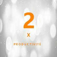 Comment doublez votre productivité ? :http://www.mlmpersonnalsolutions.com/comment-doublez-votre-productivite/