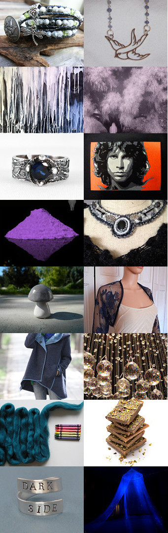 The Dark Side by Anita Martin on Etsy--Pinned with TreasuryPin.com