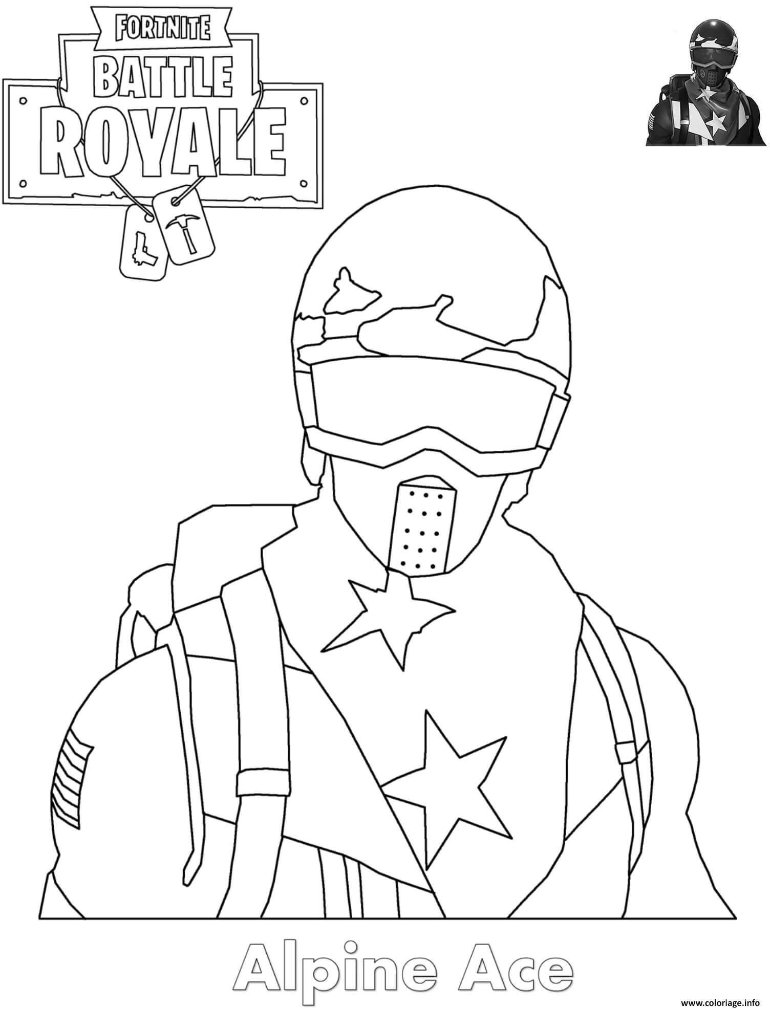 Fortnite Llama Coloring Page Coloring Pages Hd Fortnite ...