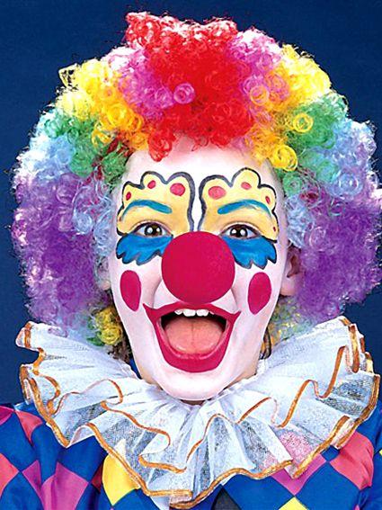 Happy Clown Faces Hd Payasos